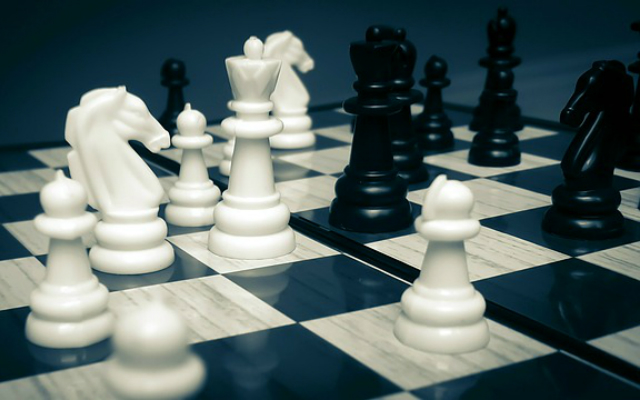 A chess prodigy explains how his mind works