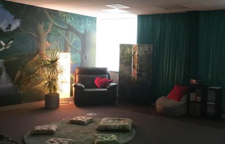 A Quiet Place Rooms